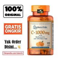 Puritan's Puritan Pride VITAMIN C1000 C 1000 mg 100 Caps [PROMO]