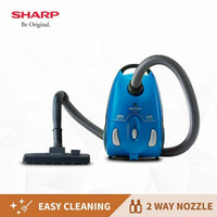 Sharp Vacuum Cleaner / Penyedot Debu LOW WATT - KERING EC 8305