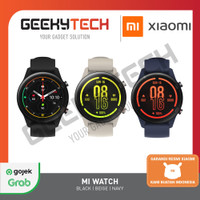 Xiaomi Official Mi Watch Fitness Smartwatch Miwatch Garansi Resmi