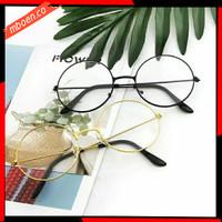 Kacamata Bulat Kacamata Korea Kacamata Fashion Best Seller - mc3002