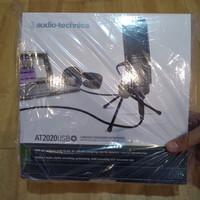 AUDIO TECHNICA AT2020 USB +Cardioid condenser USB microphone (RESMI )