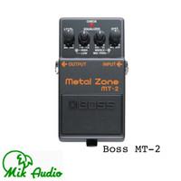 Boss MT2 Effect gitar Metal zone strompbox / MT-2 Garansi Resmi