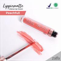 Lip Cream Zalfa Peachfull