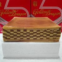 The Best Premium Kue Lapis Legit Domino Tikar Butter Enak Top PERSEGI