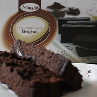 Brownies Kukus Amanda (Original)