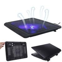 NAJU Cooling Pad Stand Laptop Tatakan Pendingin Kipas Notebook Gaming
