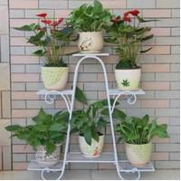 Rak Tanaman Hias Pot Bunga 6 susun