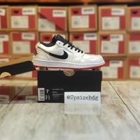 Nike Air jordan Retro 1 Low Satin White