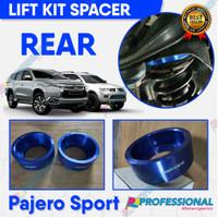 Aksesoris Variasi Lift kit spacer peninggi per belakang Pajero Sport