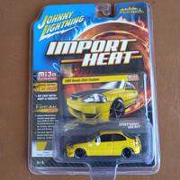 johnny lightning mijo exclusives 1998 Honda Civic custom import heat