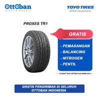 Ban Mobil Toyo Tires TTM Proxes TR1 205 55 R16 91W TLM GGS MT2X