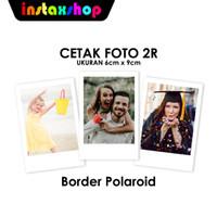 Jasa Cetak Foto Ukuran Instax Mini Polaroid Print Photo(Printing Foto)