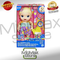 Baby Alive Super Snacks Snackin Lily Doll Food Mainan Original Asli