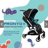 Stroller Babydoes Pronto X Cabin Size