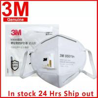 MASKER 3M 9501V+ KN95 N95 EARLOOP IMPORT ORIGINAL