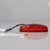 LAMPU BELAKANG LED MOTOR/ATV 12v (15 TITIK)/REM/REAR LIGHT