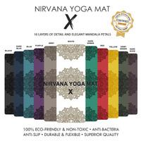 Nirvana Yoga Mat X yoga mat garansi anti slip original matras yoga