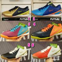Sepatu League Legas Futsal Defcon La Original Murah Diskon
