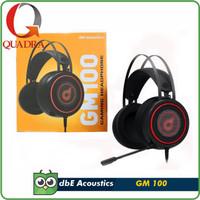 Headset Gaming dBE GM100 - Headphone dBE GM 100