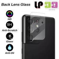 LP Camera Tempered Glass Samsung Galaxy S21 Ultra - Cover Lensa Lens