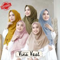 Hijabwanitacantik - Segi Empat Vina Voal   Hijab Segi Empat