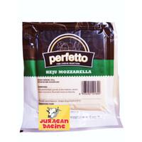 Keju Mozarella Perfetto Mozzarella Cheese 250 gr