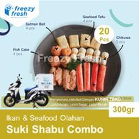 Bakso Suki Shabu Combo - 20pcs