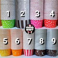 Paper Case untuk Cupcakes Muffin Cup Momma Cetakan Kue Bolu Kukus