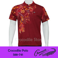 Kaos Kerah Pria Crocodile 588-741