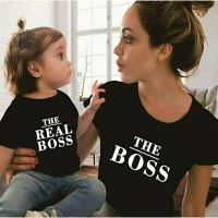 Baju Couple The Bos Mama Papa Maxkenzo Baju Anak Kaos Berkualitas