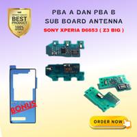 Sub Antena PBA A & B D6653 Sony Xperia Z3 BIG,NETWORK,JARINGAN