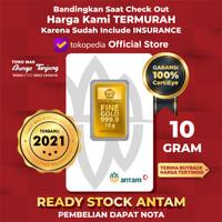 READY STOCK logam mulia ANTAM 2019 - 10 gram