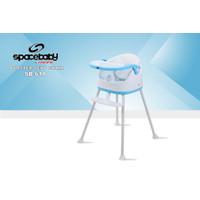 Booster Seat Chair Spacebaby SB-618 (Kursi Makan)