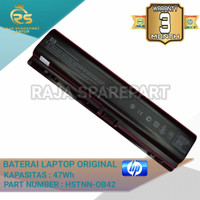 ORI Baterai Battery Laptop Original HP Pavilion DV2300 DV2400 DV2500