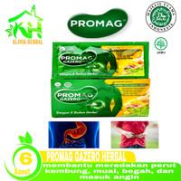 Promag Gazero Herbal Cair PerBox - Obat Perut Kembung