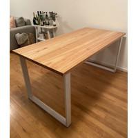 Meja rapat kantor minimalis / meja meeting 6 orang Uk.P.200 x L.70 cm