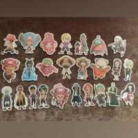 Stiker Anime One Piece