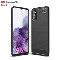 SOFTCASE SAMSUNG A02S - SLIM FIT CARBON SAMSUNG A02S NEW