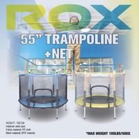 Trampoline Trampolin Anak Jaring Net 55inc ROX Original