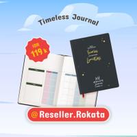 Ready! Buku Agenda - 2021 Timeless Self Upgrading Planner by Rokata.id