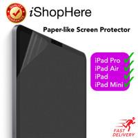 PaperLike Screen Protector Anti Gores iPad Mini Air Pro 10 11 12 inch