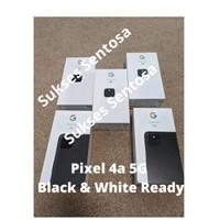 HP Google Pixel 4a 5G - 128 GB Pajak Resmi IMEI Terdaftar Just Black