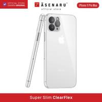 best ASENARU iPhone 11/11 Pro/11 Pro Max Casing - Super Slim ClearFlex