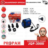 ( POMPA AIR ) SUNSUN PROPAM JQP 3000 WATER PUMP KOLAM AQUARIUM