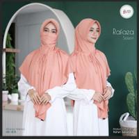 hijab syari/New khimar Rafaza by Azkia hijab/free cadar(masker)