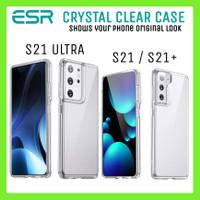 ESR CRYSTAL CLEAR CASE SAMSUNG GALAXY S21 / S21+ / S 21 ULTRA - s 21