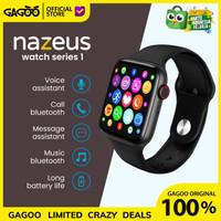 Smartwatch NAZEUS T9 Series - Apple Watch Alternatif | Speaker & Music