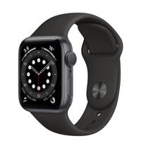 Jual Apple i watch series 6 40mm Grey Aluminium Strap Original