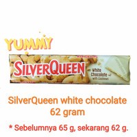 Silverqueen white Silver queen 65g