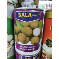 BALA brand lengkeng longan buah kaleng
